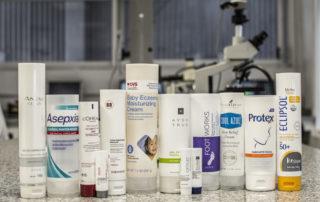 Tubos de plástico para productos farmacéuticos